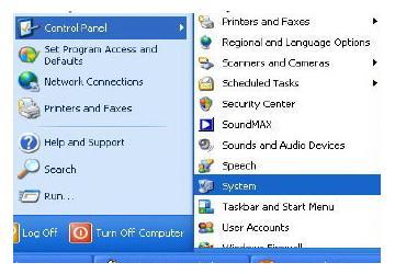 Pada Tab Computer Name klik Change untuk mengubah nama komputer dan